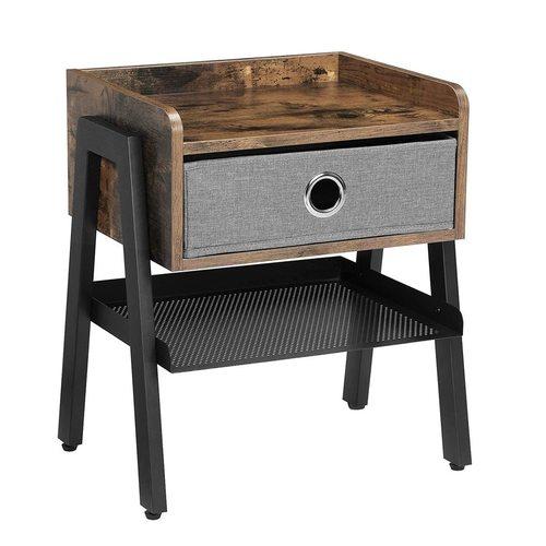 Loft Tisch mit einer LET64X Schublade