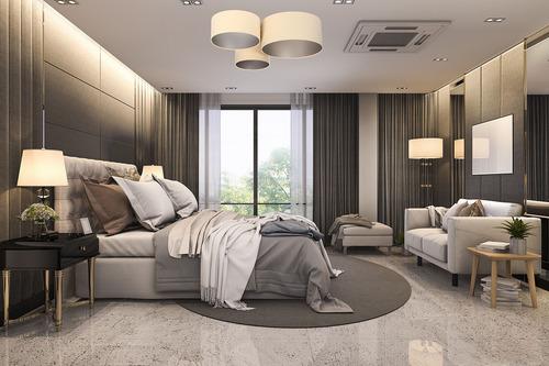 Beleuchtung für die Halle, Decke - Elemente 60W E27 creme / silberne Deckenleuchte, handgefertigt