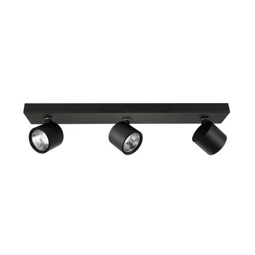 Schwarzer moderner Boniva LED-Scheinwerfer