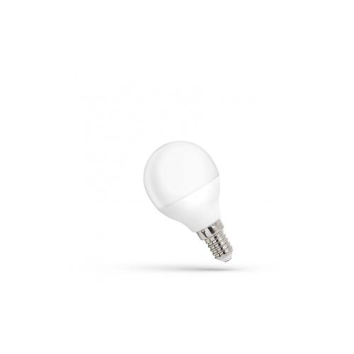 LED-Kugel E-14 230v 1w Ww Spektrum