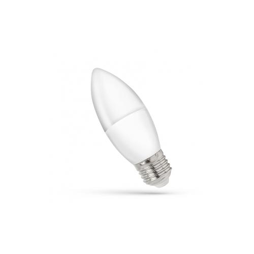 LED-Kerze E-27 230v 1w Ww Spektrum