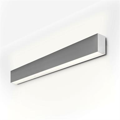 PLANLICHT Pure 2 Doppelwandleuchte 1x2x14 / 24W 60cm
