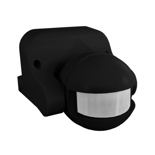 1200W 180 ° Bewegungssensor ES34R schwarz