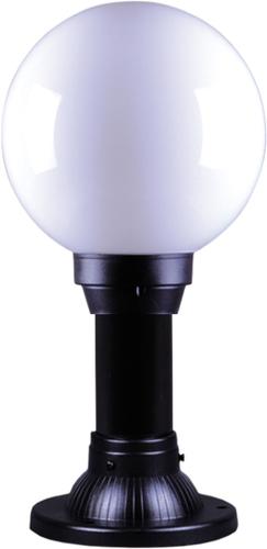 Niedrige Stehlampe für den Außenbereich K-ML-OGROD 200 0,2 KL. OPAL aus der ASTRID-Serie