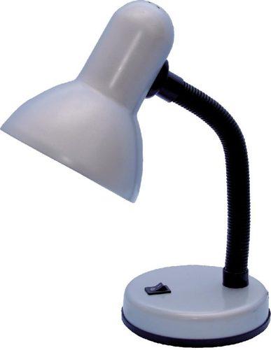 Schreibtischlampe K-MT-203 Silber aus der CARIBA-Serie