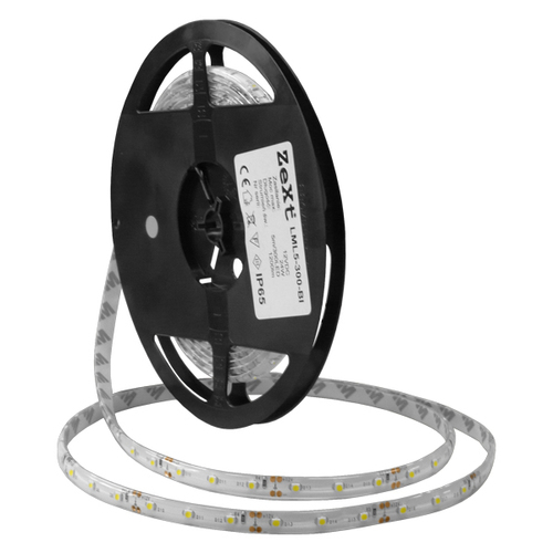 LED-Leiste. Linearmodul 300LED 5M IP64 3528 rot