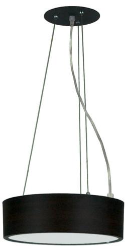 Zigo Hängelampe 16W LED 6500K Metall Wenge 330X1200Mm
