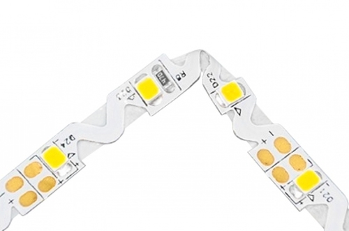 LED Streifen Linearmodul 300LED ZigZag 5m IP20 6400K
