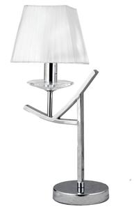 Valencia Lampe 1X40W E14 Chrom H-45 small 0