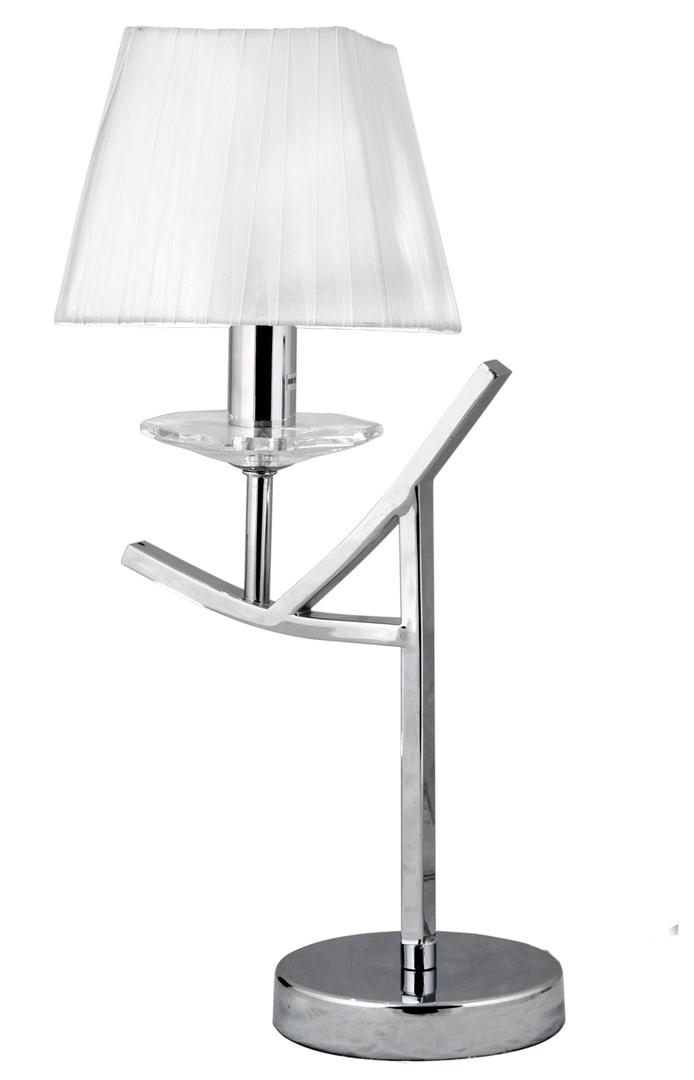 Valencia Lampe 1X40W E14 Chrom H-45