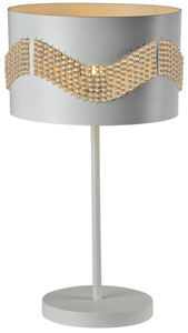 Antonio Schranklampe H-56 1X60W E27 Weiß small 0