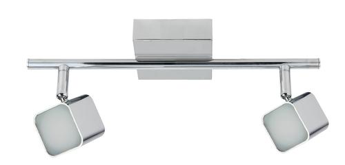 Forma Deckenleuchte 2X4W Led Chrome Strip