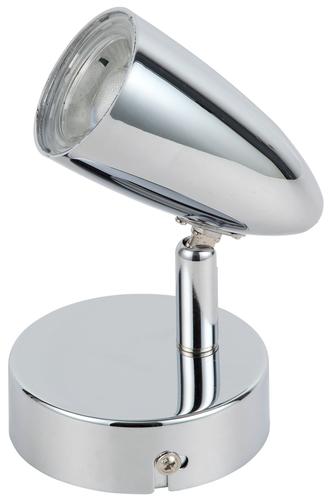 Liberty Lamp Wandleuchte 1X4W Led Chrome