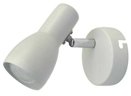 Picardo Lampe Wandleuchte 1X40W E14 White Mat