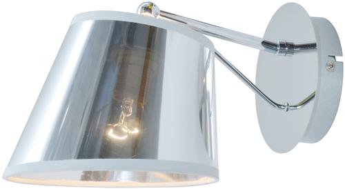 Cortez Lampenwand 1X40W E14 Chrom