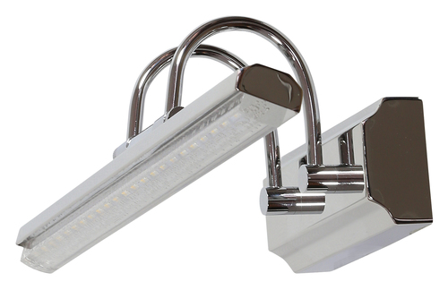 Gizel Lampe Wandleuchte 5W Led Chrome