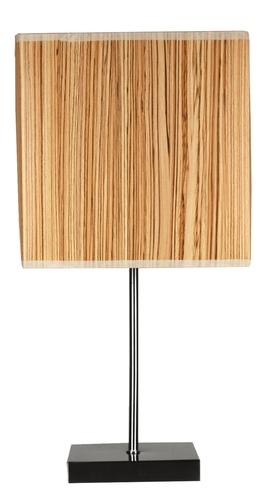 Cajman Schranklampe 1X40W E14 20X20 Cm Quadrat