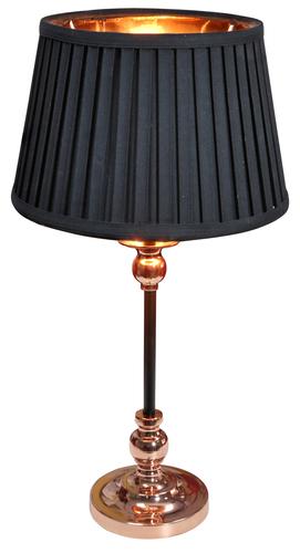 Amore Schranklampe 1X60W E27 Schwarzer Kegel