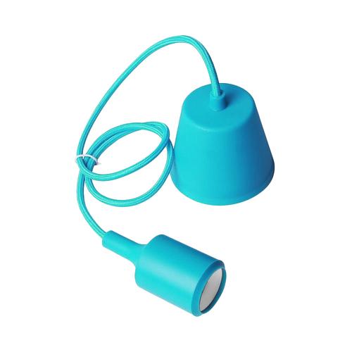 Deckenleuchte Moderna E27 60W türkisblau