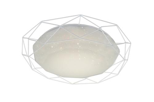Sven Deckenleuchte Plafond 43 16W LED 3000K Weiß