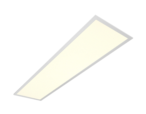 LED-Panel weißes Rechteck 40W 230V IP20 4000K - Natural Light Color