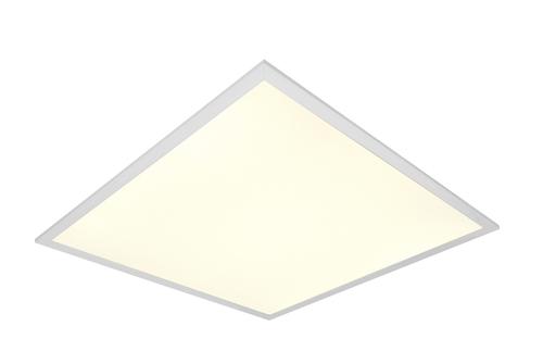LED-Panel weißes Quadrat 80W 230V IP20 4000K