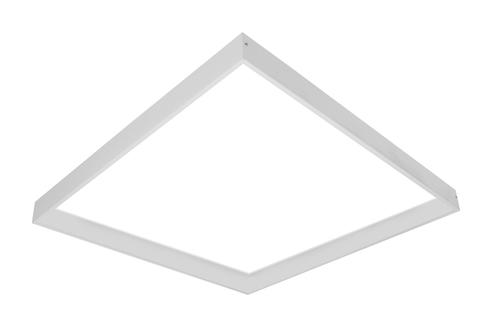 Einbaurahmenfläche für LED 60/60 Panels