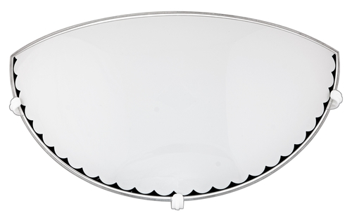 Faltdeckenleuchte Plafond 0.5 1X60W E27