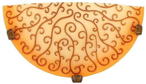 Oleander Deckenleuchte Plafon1 / 2 Gelb 1X60W E27 Promotion
