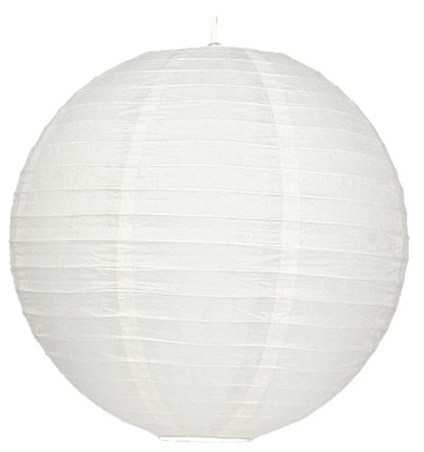Papierlampenschirm - Cocoon Paper Ball 50 Weiß