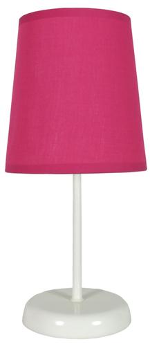 Gala Lampe 1X40W E14 Fuchsia