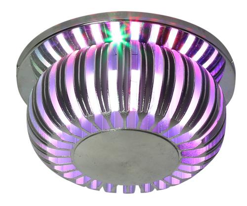 Sa-09 Al 3W LED RGB 230V Ösen Deckenleuchte Aluminium Deckenleuchte