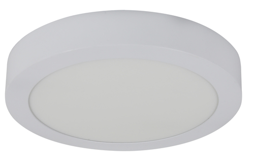Spn-04 Wh 12W LED 230V Deckenleuchte LED Panel Feste runde Oberfläche Mi.