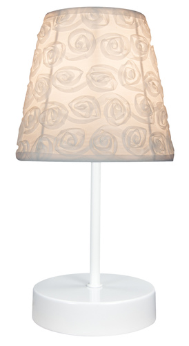 Lori 1X40W E14 Lampe Weiß