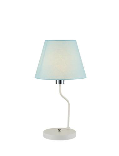 Tischlampe York 1 Weiß