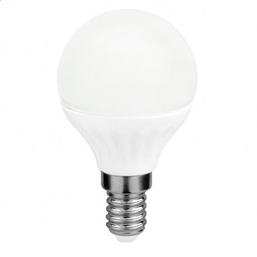 LED Lichtquelle G45 4W E14 3000K