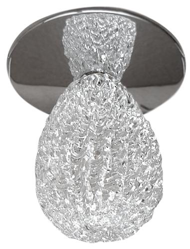Sk-10 A Ch / Wh G4 Chromoberfläche Decke Constant Crystal 20W G4