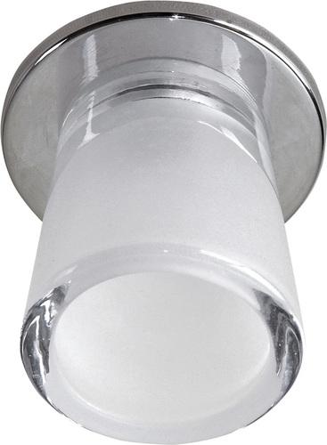 Sk-23 Ch G4 Chrom Unterputz Decke Konstant Kristall 20W G4 Walze