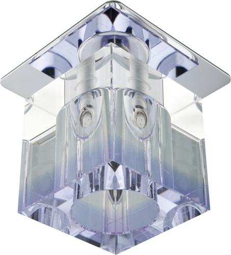 Sk-19 Ch / Pu G4 Chromspülung Decke Konstantkristall 20W G4 Violett