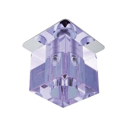 Sk-18 Ch / Pu G4 Chromspülung Decke Konstantkristall 20W G4 Violett