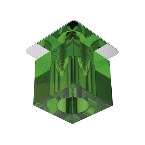 Sk-18 Gr G4 Chromoberfläche Decke Constant Crystal 20W G4 Grün