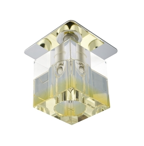 Sk-18 Ch / Ye-P G4 Chromende Decke Festkristall 20W G4 Gelbes Armband