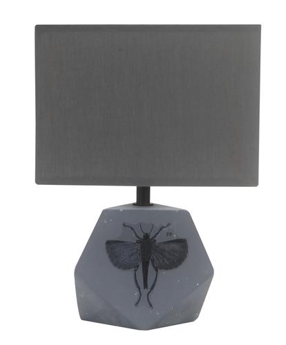 Animi Schranklampe 1X40W E14 Dunkelgrau
