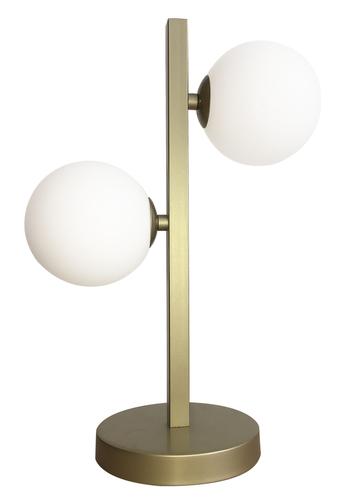 Kama Schranklampe 2X28W G9 Messing