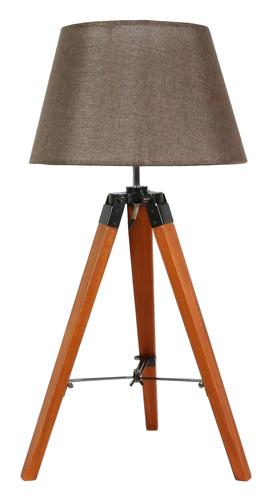 Lugano Schranklampe 1x60W E27 Braun + Lampenschirm Gleicher Index