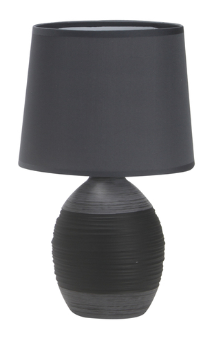 Ambon Cabinet Lamp 1X40W E14 Schwarz