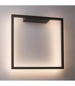 Moderne Wandleuchte AKIRA schwarz small 0