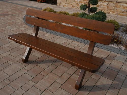 Holzbank 150 cm