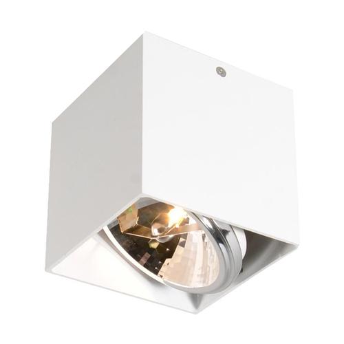89947 G9 Box Sl 1 Spot Weiß / Weiß