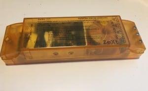 Elektronischer Transformator für Halogenbeleuchtung ZeXt KA-250 (20-250W / VA) small 1